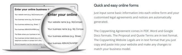 Юридический сервис по составлению договоров по шаблону