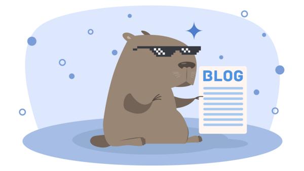 Международный блог