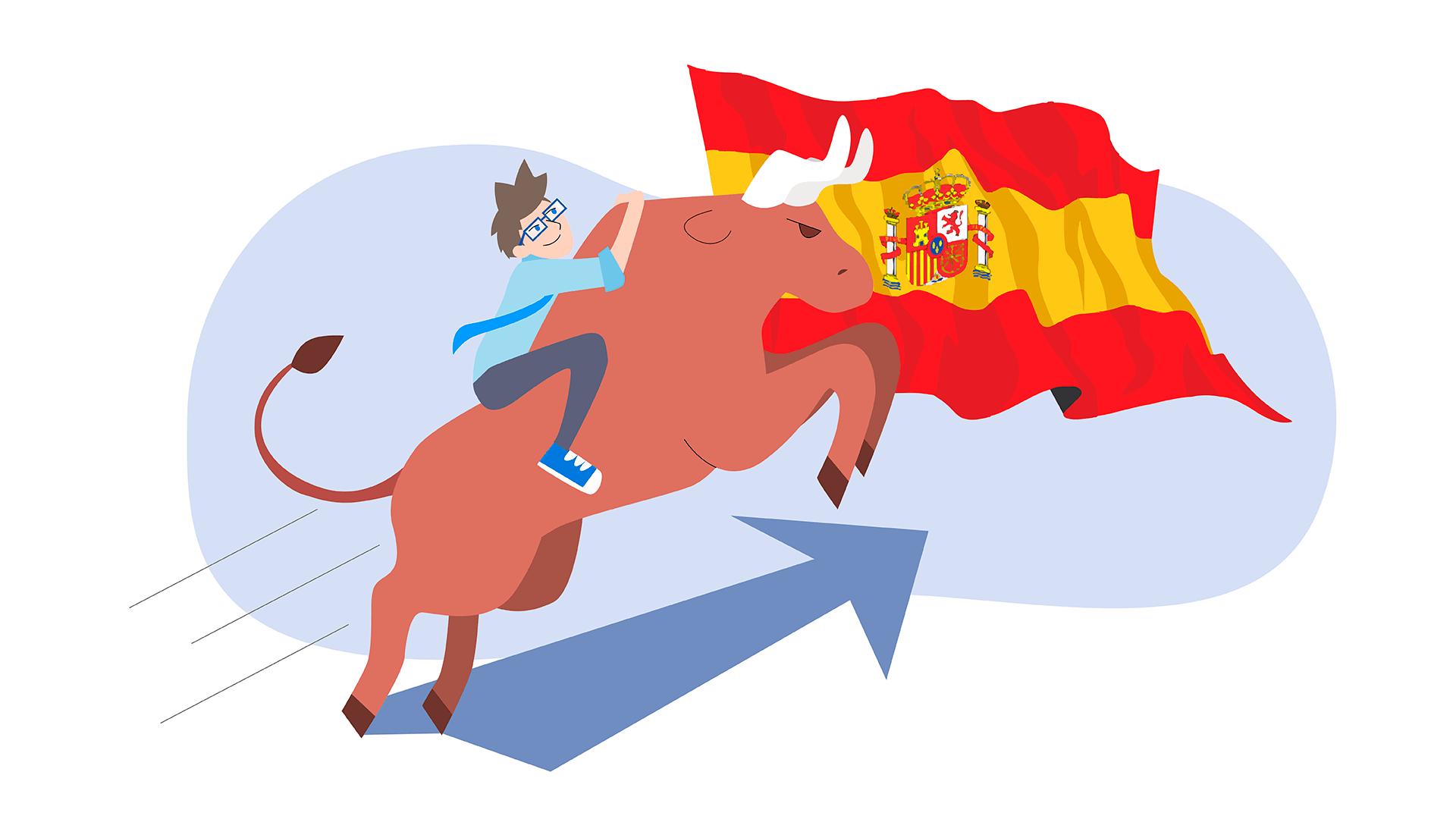 Испанский контент