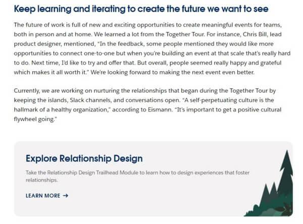 Блог Salesforce