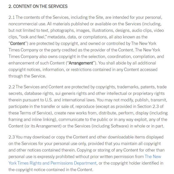 Уведомление об авторских правах